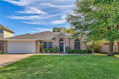 Arlington Single Family Home Active Option Contract: 4705 Osage Court