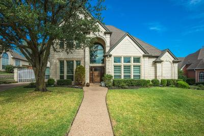 Colleyville Single Family Home For Sale: 2306 Wilkes Drive