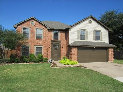 Flower Mound Single Family Home For Sale: 2217 Sheffield Court