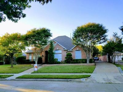 Coppell Single Family Home For Sale: 237 Black Oak Circle