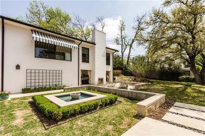 Tarrant County Single Family Home For Sale: 5849 Merrymount Road