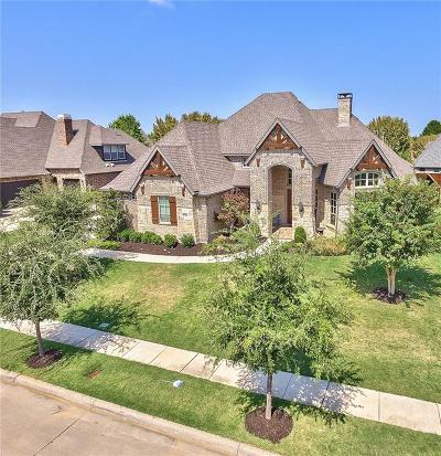 Colleyville Single Family Home For Sale: 520 Harmony Lane