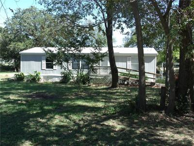 Weatherford Single Family Home Active Contingent: 155 Ice House Circle