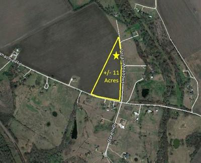 Waxahachie Residential Lots & Land For Sale: Tbd Old Waxahachie Road