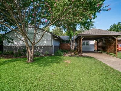 Single Family Home For Sale: 9927 Lenel Place