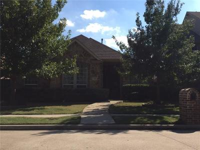 Frisco Single Family Home Active Contingent: 865 Shiprock Road