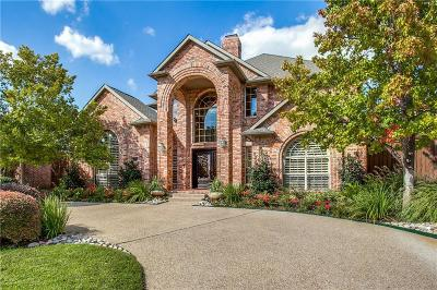 Single Family Home Active Option Contract: 4415 Hollow Oak Drive