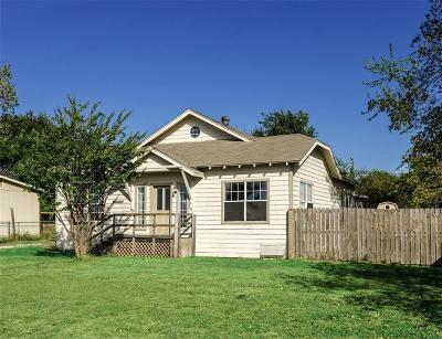 Anna Single Family Home Active Option Contract: 1322 N Powell Parkway