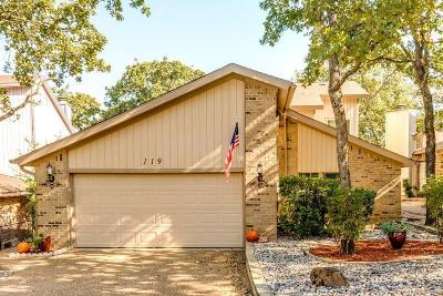 Trophy Club Single Family Home Active Option Contract: 119 Summit Cove