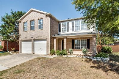 Little Elm Single Family Home For Sale: 2425 Texoma Drive
