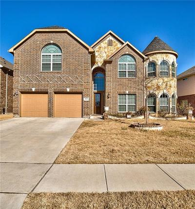 Grand Prairie Single Family Home For Sale: 2952 Mirado