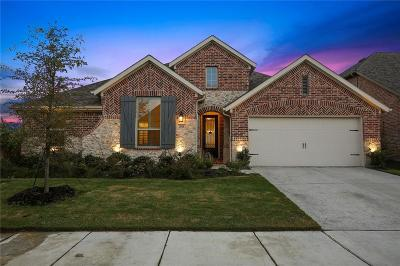 Prosper Single Family Home For Sale: 15508 City Garden Lane