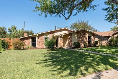 Rowlett Single Family Home For Sale: 3213 Scott Drive
