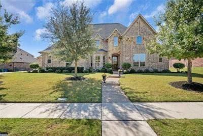 Prosper Single Family Home For Sale: 2480 Wildflower Way