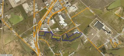 Angus, Barry, Blooming Grove, Chatfield, Corsicana, Dawson, Emhouse, Eureka, Frost, Hubbard, Kerens, Mildred, Navarro, No City, Powell, Purdon, Rice, Richland, Streetman, Wortham Commercial Lots & Land For Sale: Tbd Corsicana Crossing
