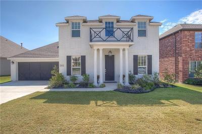 Aledo Single Family Home For Sale: 418 Prairie Run