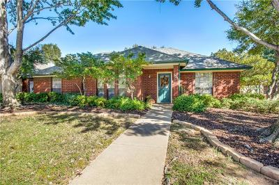 Grapevine Single Family Home For Sale: 5321 Altacrest Court