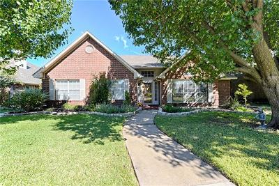 Carrollton Single Family Home For Sale: 1313 Red Maple Drive