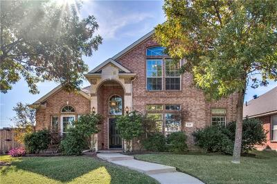 Allen Single Family Home For Sale: 838 Water Oak Drive