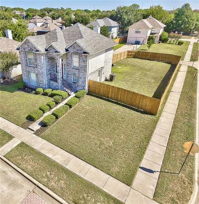Mckinney Single Family Home Active Option Contract: 629 Dogwood Trail