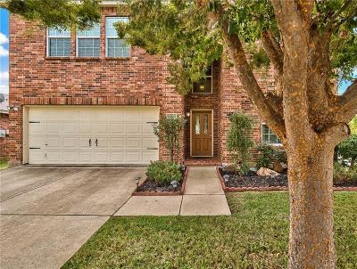 Denton Single Family Home For Sale: 6000 Goldenrod Drive