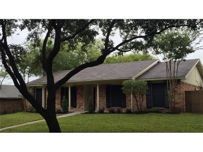 The Colony Single Family Home For Sale: 5009 Hetherington Place