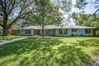 Single Family Home For Sale: 13740 Sprucewood Drive