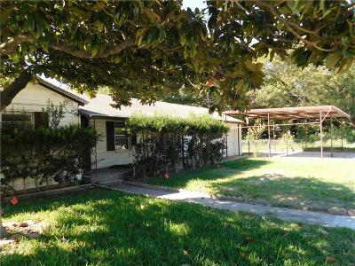 Parker County Single Family Home For Sale: 701 W Ball Street