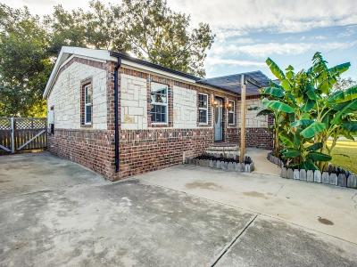 Benbrook Single Family Home Active Option Contract: 213 Bandera Street