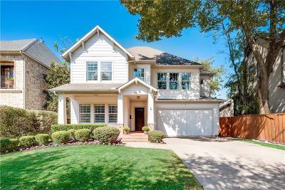Single Family Home For Sale: 6243 Llano Avenue