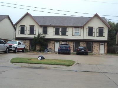 Irving Multi Family Home Active Option Contract: 1324 Shufford Street