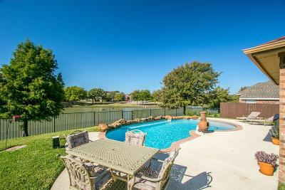Frisco Single Family Home For Sale: 2039 Chisholm Trail