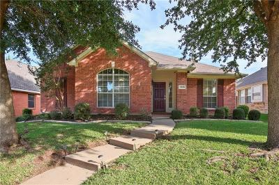 Frisco Single Family Home Active Option Contract: 11348 Lockshire Drive