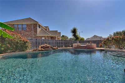 Arlington Single Family Home Active Option Contract: 341 Mesquite Hill Drive