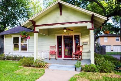 Single Family Home For Sale: 5430 Bonita Avenue