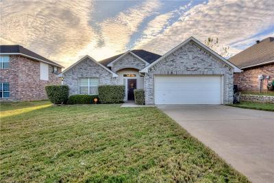 Denton Single Family Home Active Option Contract: 909 Chase Lane
