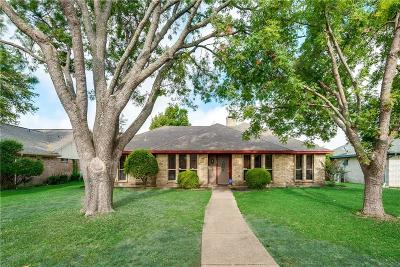 Allen Single Family Home Active Option Contract: 307 Sycamore Creek Road