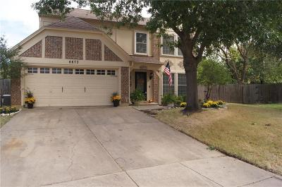 North Richland Hills Single Family Home For Sale: 6873 Dogwood Court