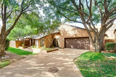 Farmers Branch Single Family Home Active Option Contract: 3307 Water Oak Court