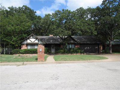 Mineral Wells Single Family Home For Sale: 2813 Michael Lane