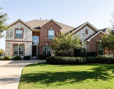 Collin County, Dallas County, Denton County, Kaufman County, Rockwall County, Tarrant County Single Family Home For Sale: 10514 Waterview Parkway