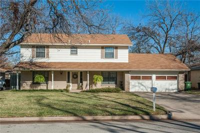 Arlington Single Family Home For Sale: 1721 Nueces Trail