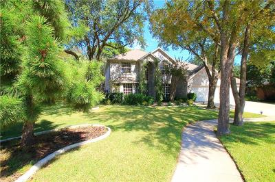 Flower Mound Single Family Home Active Option Contract: 1608 Strait Lane