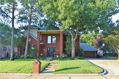 Arlington Single Family Home Active Option Contract: 5908 Moss Drive