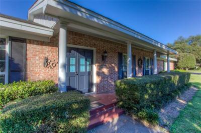 Cleburne Single Family Home For Sale: 808 Berkley Drive