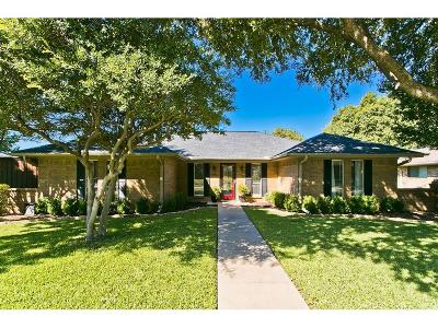 Plano TX Single Family Home Active Option Contract: $318,500