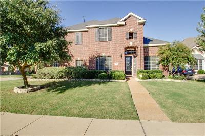 Mansfield Single Family Home For Sale: 210 Odyssey Lane