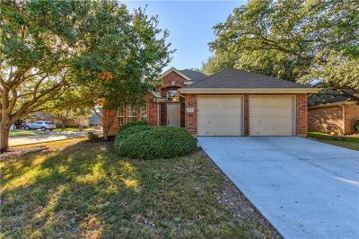 Flower Mound Single Family Home For Sale: 2901 Raven Circle