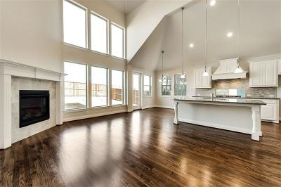 Mckinney Single Family Home For Sale: 7616 Choctaw Lane