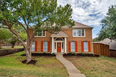 Carrollton Single Family Home For Sale: 1201 Osceola Trail